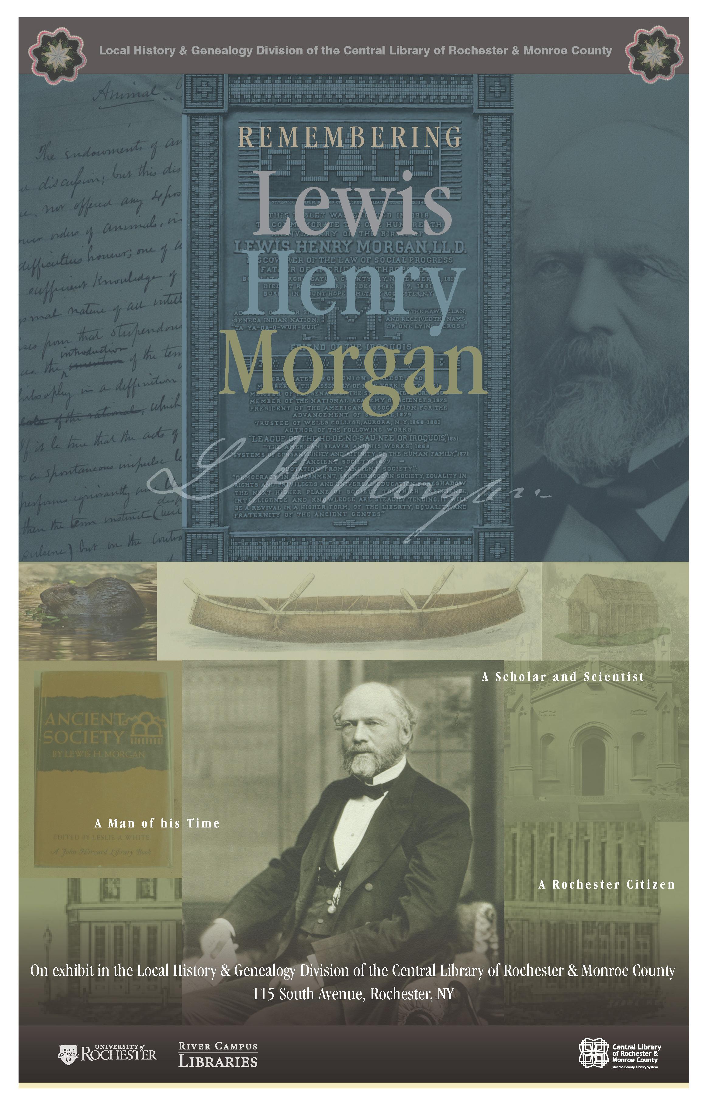 Remembering Lewis Henry Morgan
